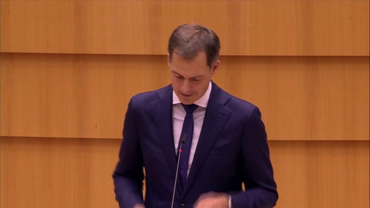 Nouveau gouvernement : politique européenne et internationale