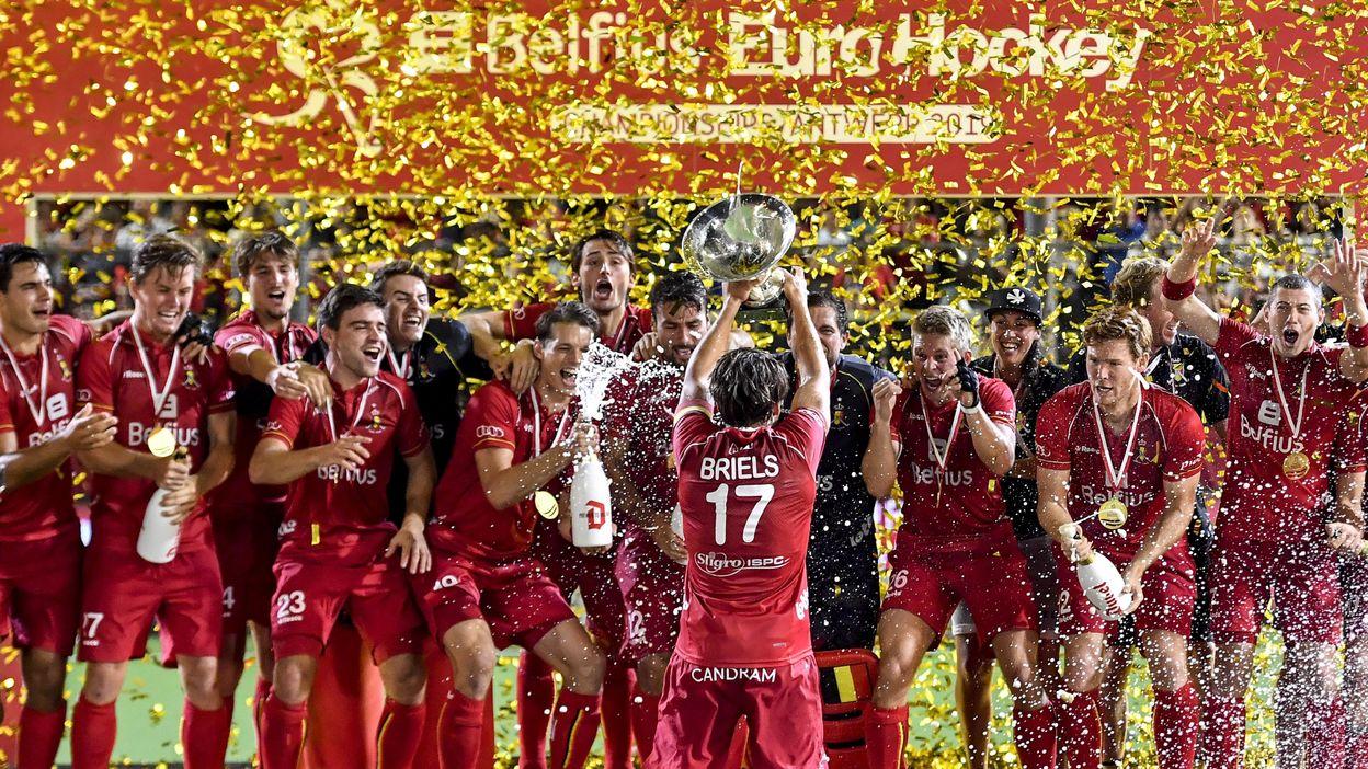 Finale : Belgique - Espagne : 5-0