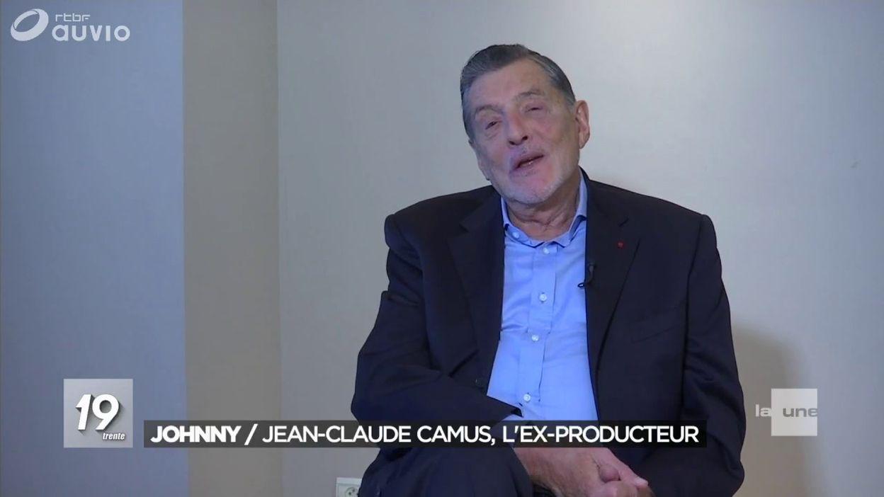 Portrait de Jean-Claude Camus, l'ex-manager de Johnny Hallyday