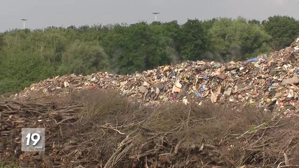 Wandre : nuisances liées aux déchets d'inondations