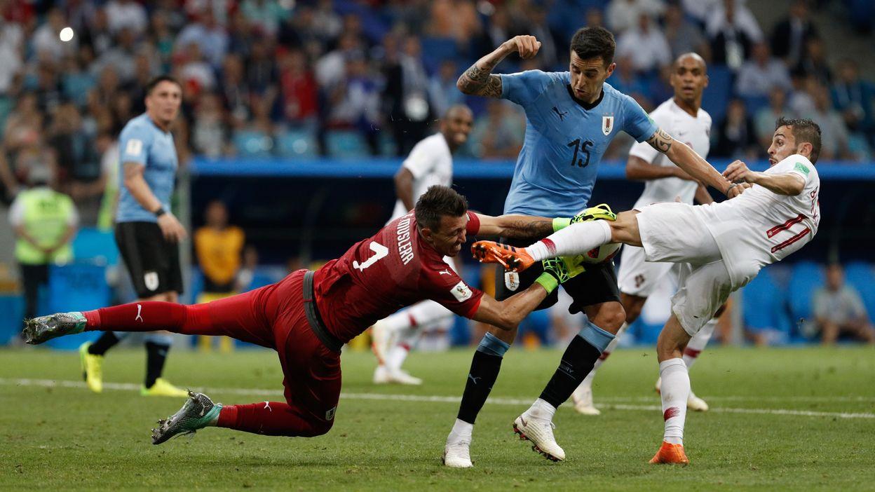 Uruguay - Portugal : Le résumé du match