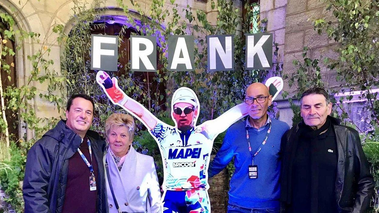 Jean-Jacques et Jean-Luc Vandenbroucke évoquent la mémoire de leur fils et neveu Frank