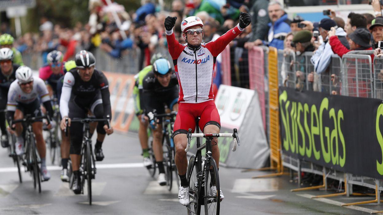 Milan - San Remo 2014 : Victoire d'Alexander Kristoff