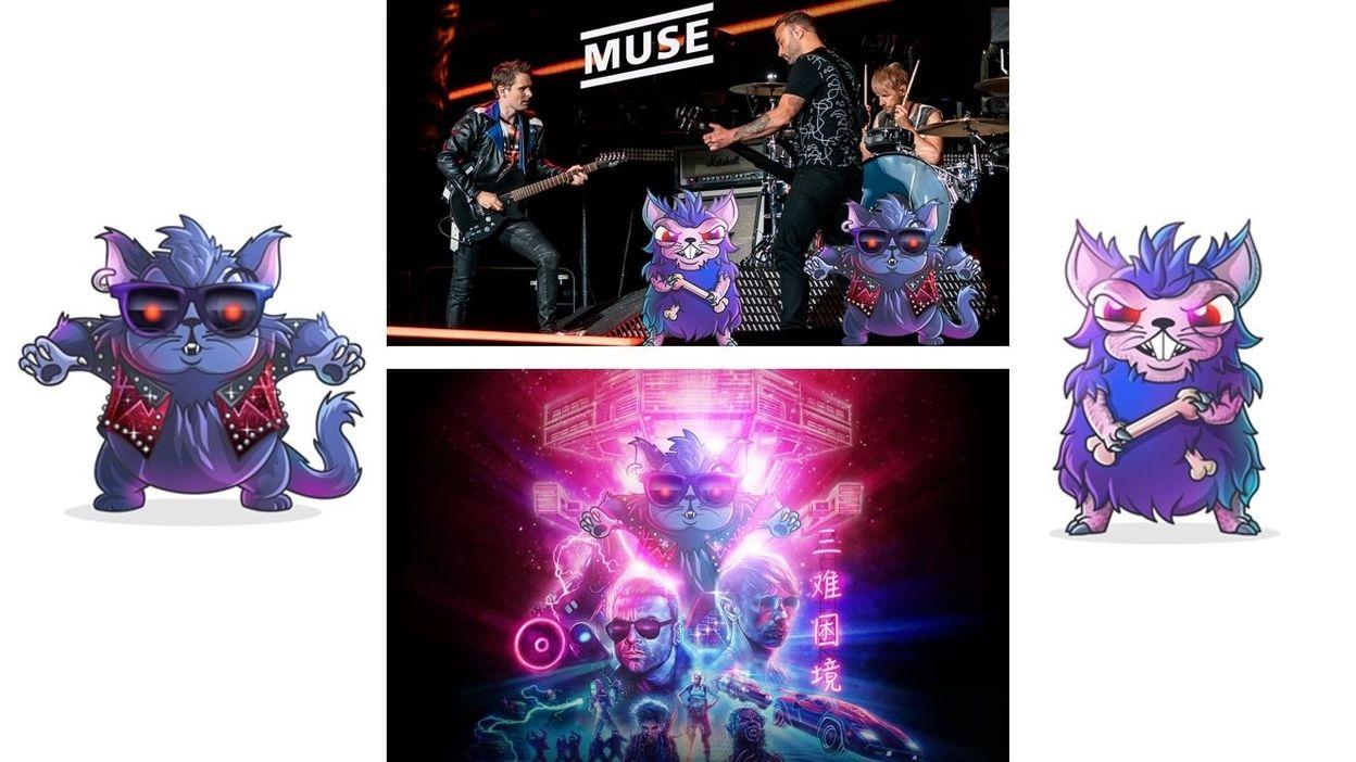 Les CryptoKitties de Muse