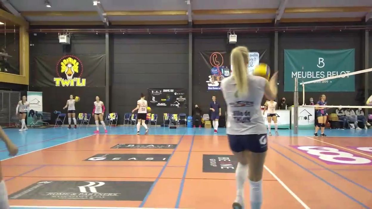 Sportives - Tchalou Volley Club