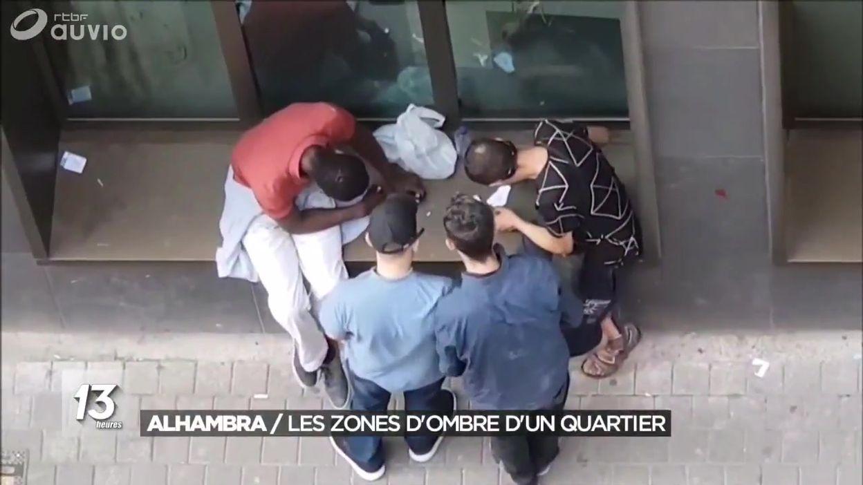Les riverains du quartier de l'Alhambra dévoilent la réalité de la drogue