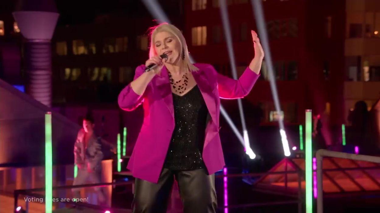 Le retour de Sandra Kim sur la scène de l'Eurovision 2021