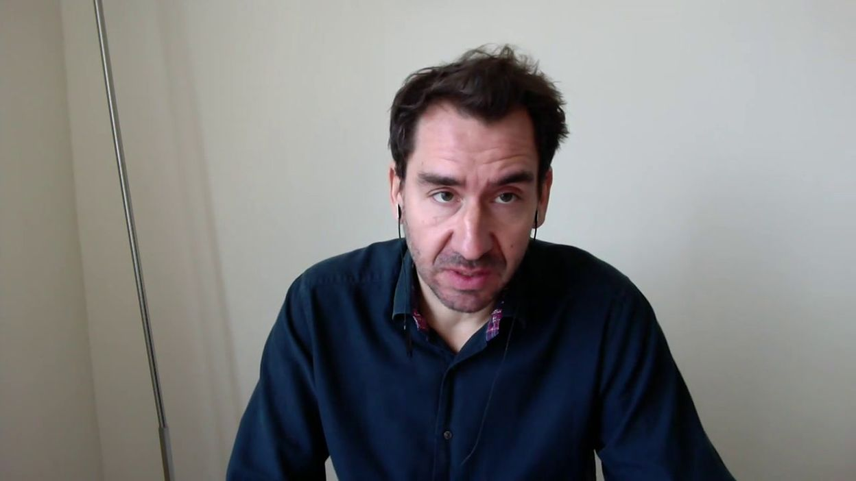 L'épidémiologiste Marius Gilbert sur les guérisons du Covid-19
