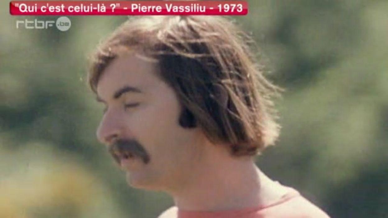 Décès de Pierre Vassiliu