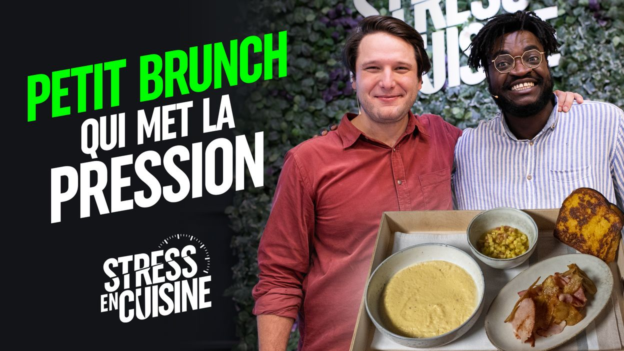 Ils improvisent un brunch entre colocs