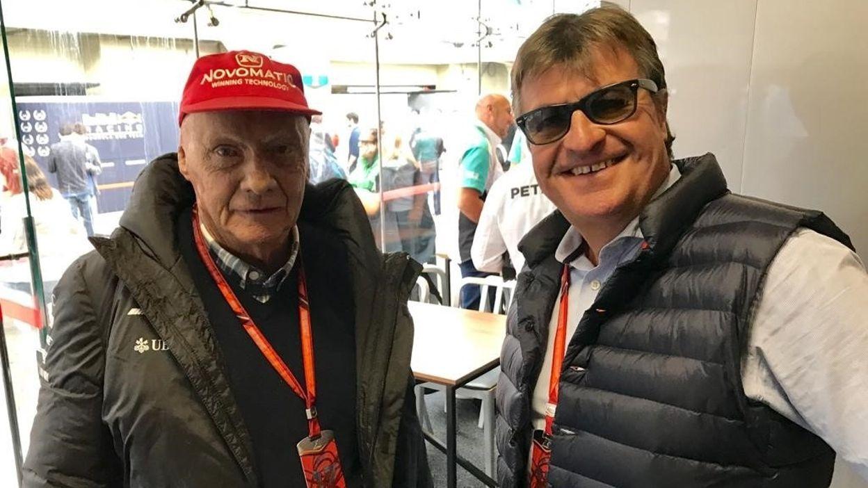 Niki Lauda nous quittait il y a un an