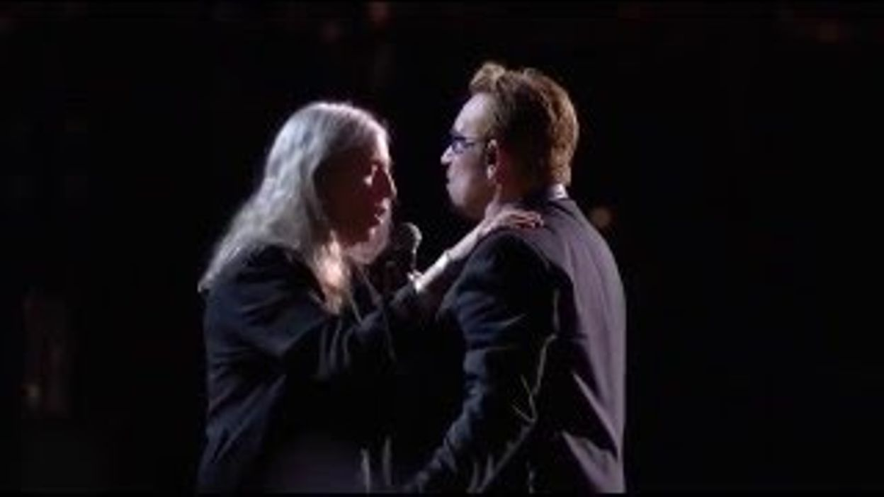 U2 BAD ieTour Live In Paris proshot - 21/03/2016