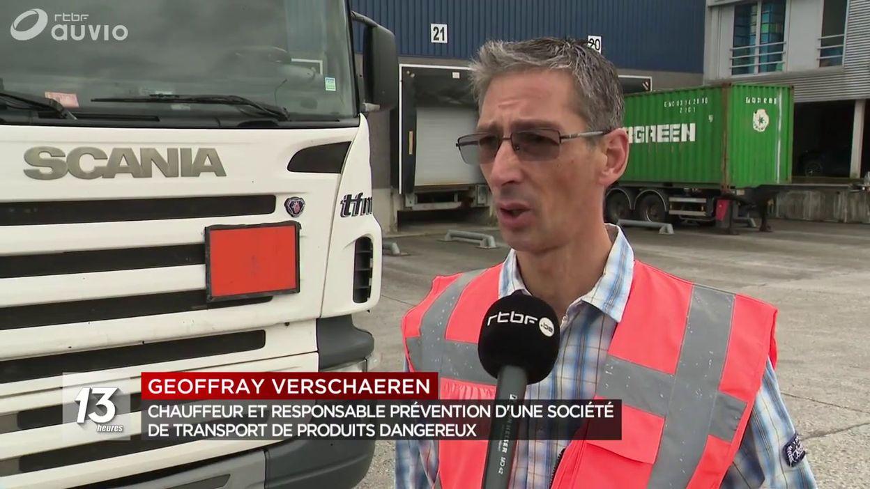 Sécurité : le transport des matières dangereuses