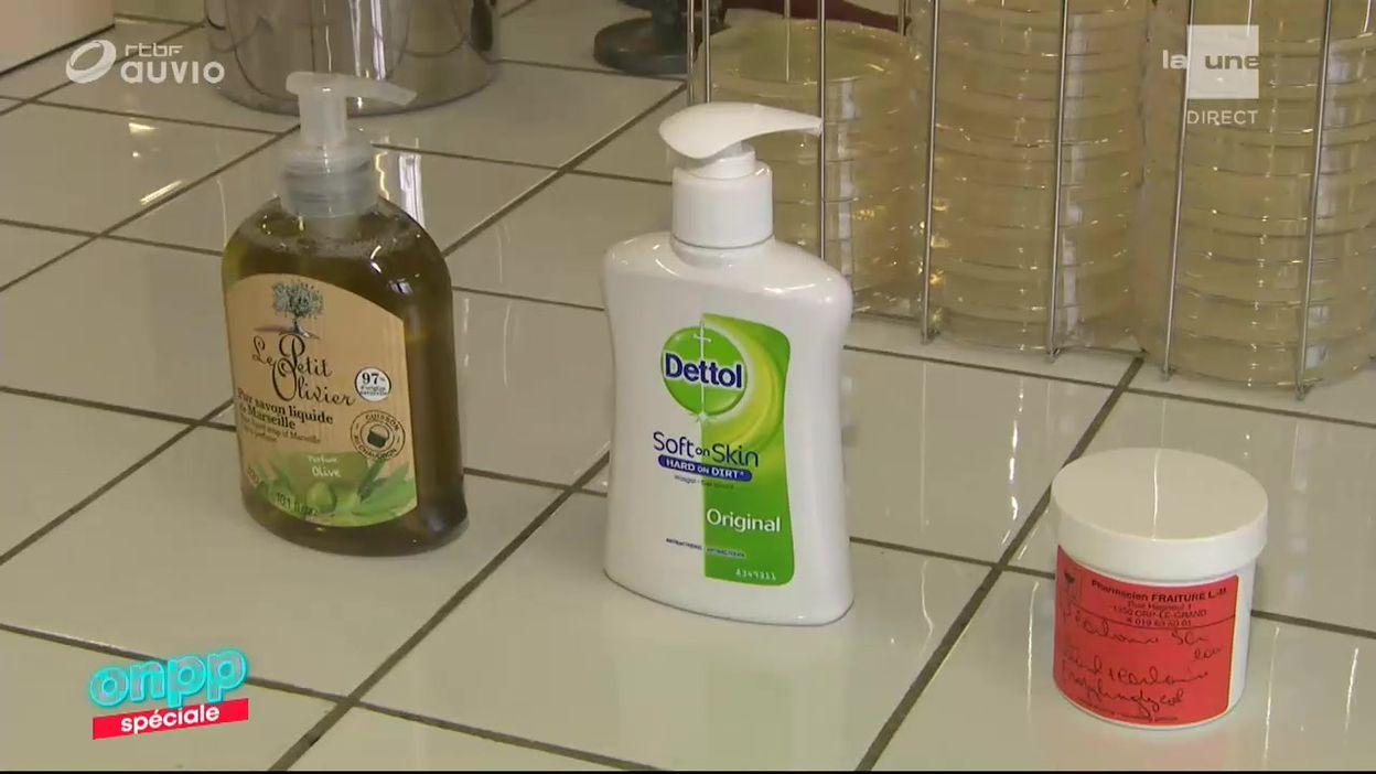 Dettol Gel Desinfectant Savons Liquides Savons Soins Du