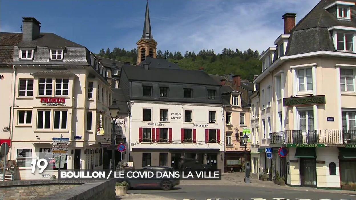 Bouillon : la ville belge la plus touchée par le Covid-19
