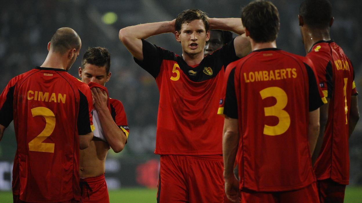Allemagne - Belgique : 11 octobre 2011 (3-1)