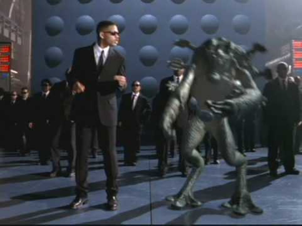 Will Smith Men In Black Official Music Video 07 12 2012