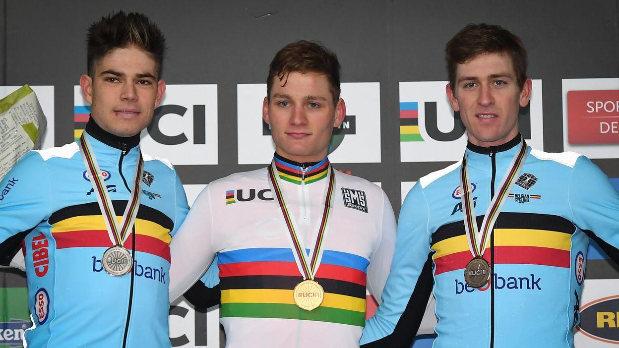 Champion du Monde 2019 : Mathieu Van der Poel