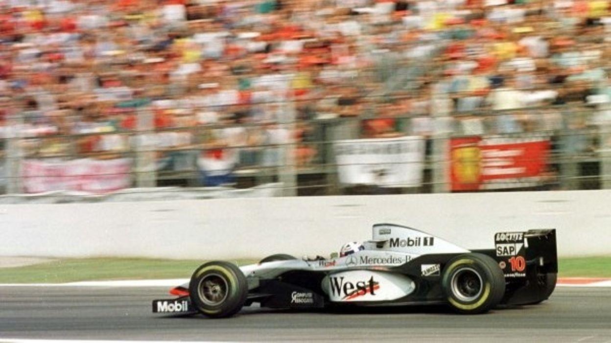 GP Italie 1997 : Victoire tactique pour David Coulthard