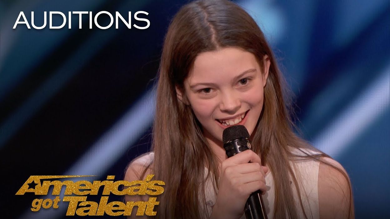 Courtney Hadwin: 13-Year-Old Golden Buzzer Winning Performance - America's  Got Talent 2018 -