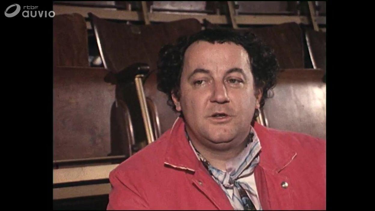 Archive 1979: Coluche et son rapport aux blagues sur les Belges