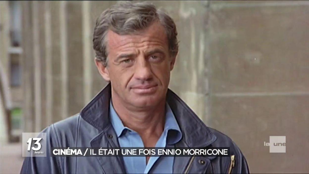 Cinéma: il était une fois Ennio Morricone