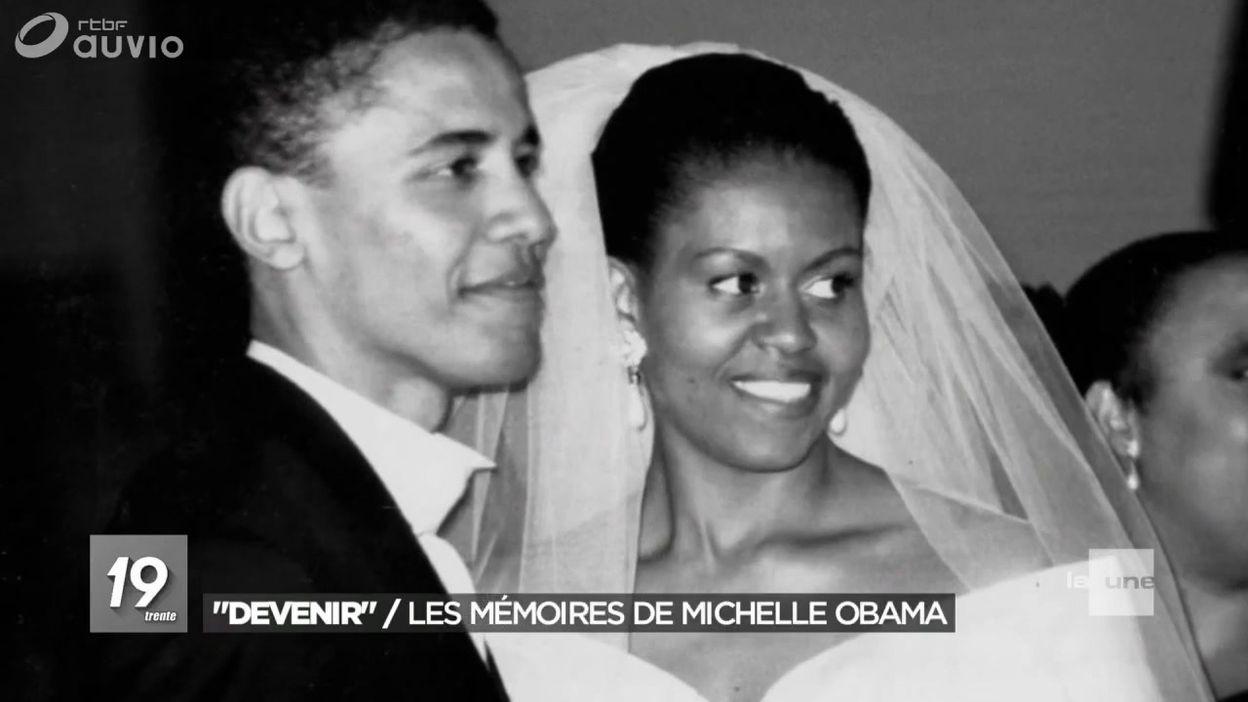 Le Livre Autobiographique De Michelle Obama Jt 19h30 13 11 2018