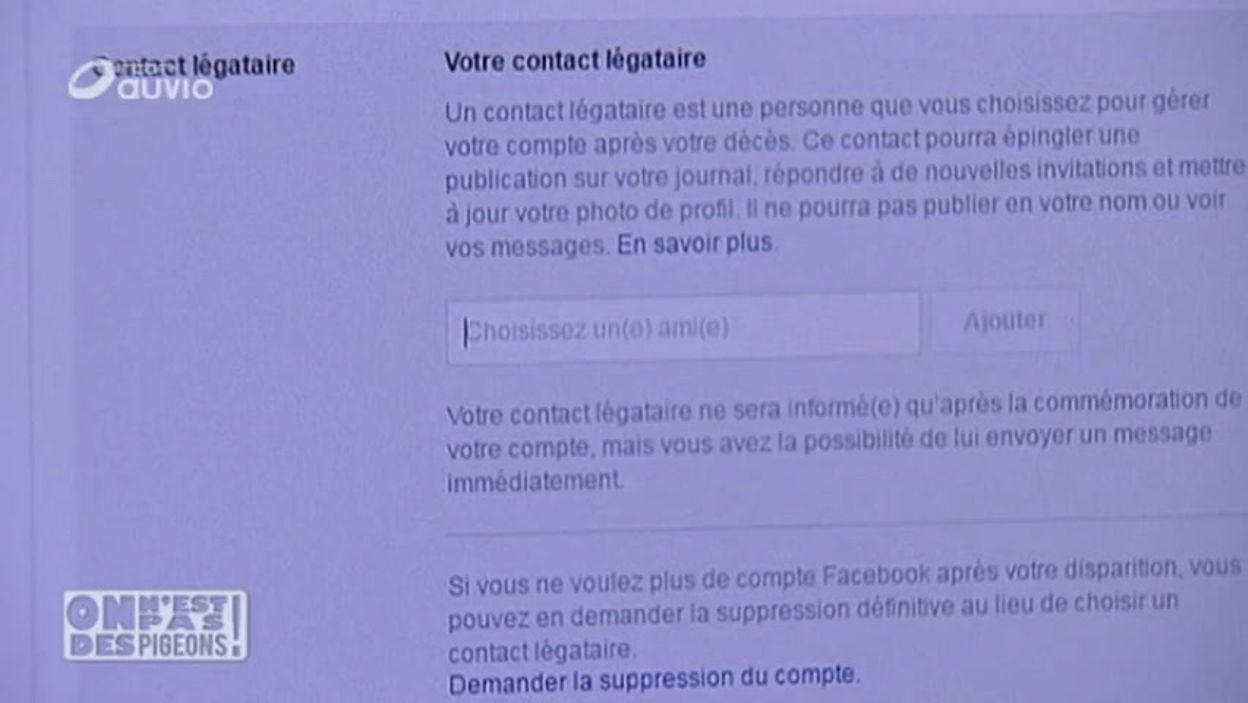 Facebook Que Deviennent Nos Profils Apres La Mort