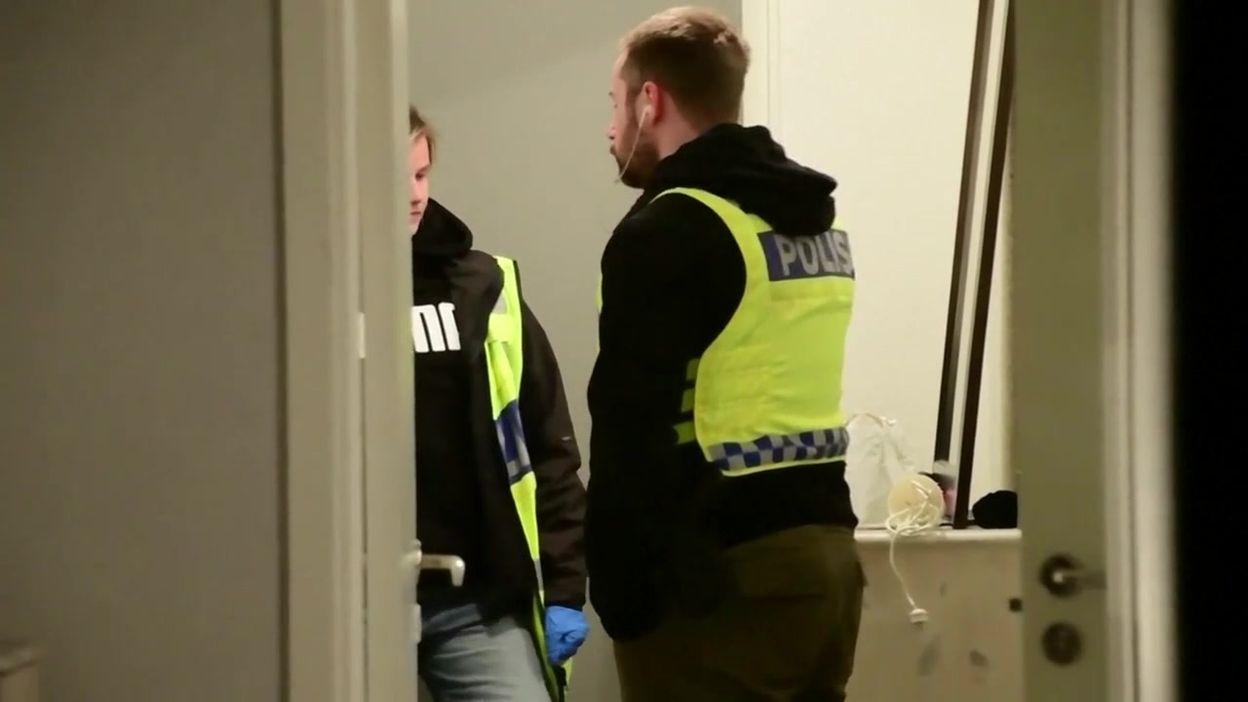 Suède: huit blessés à l'arme blanche