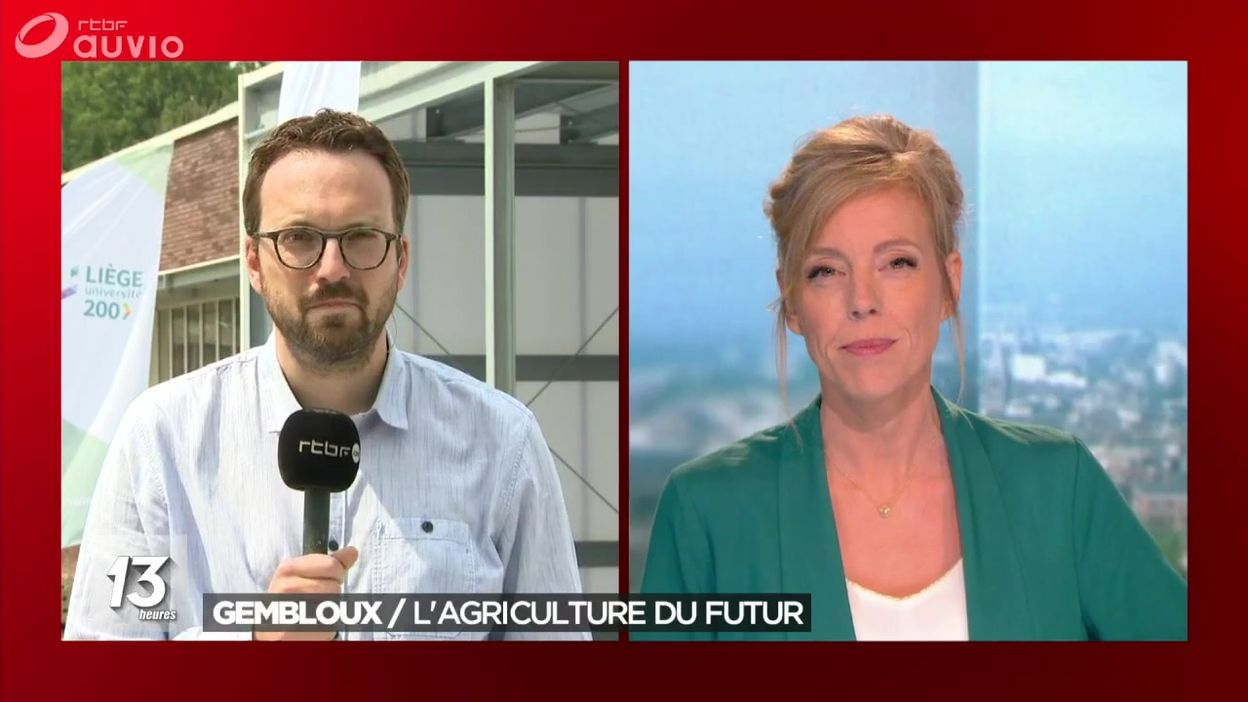 Agriculture: inauguration du centre Terra à Gembloux