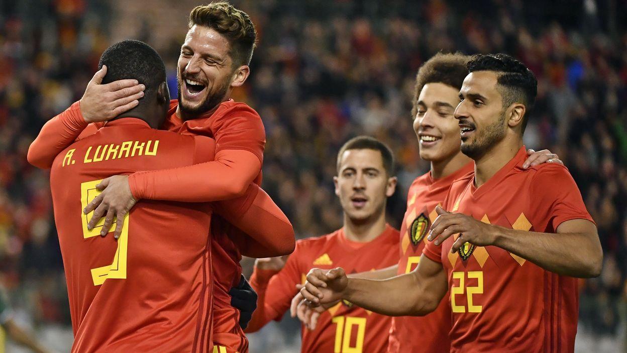 Belgique - Mexique : Le Résumé du Match