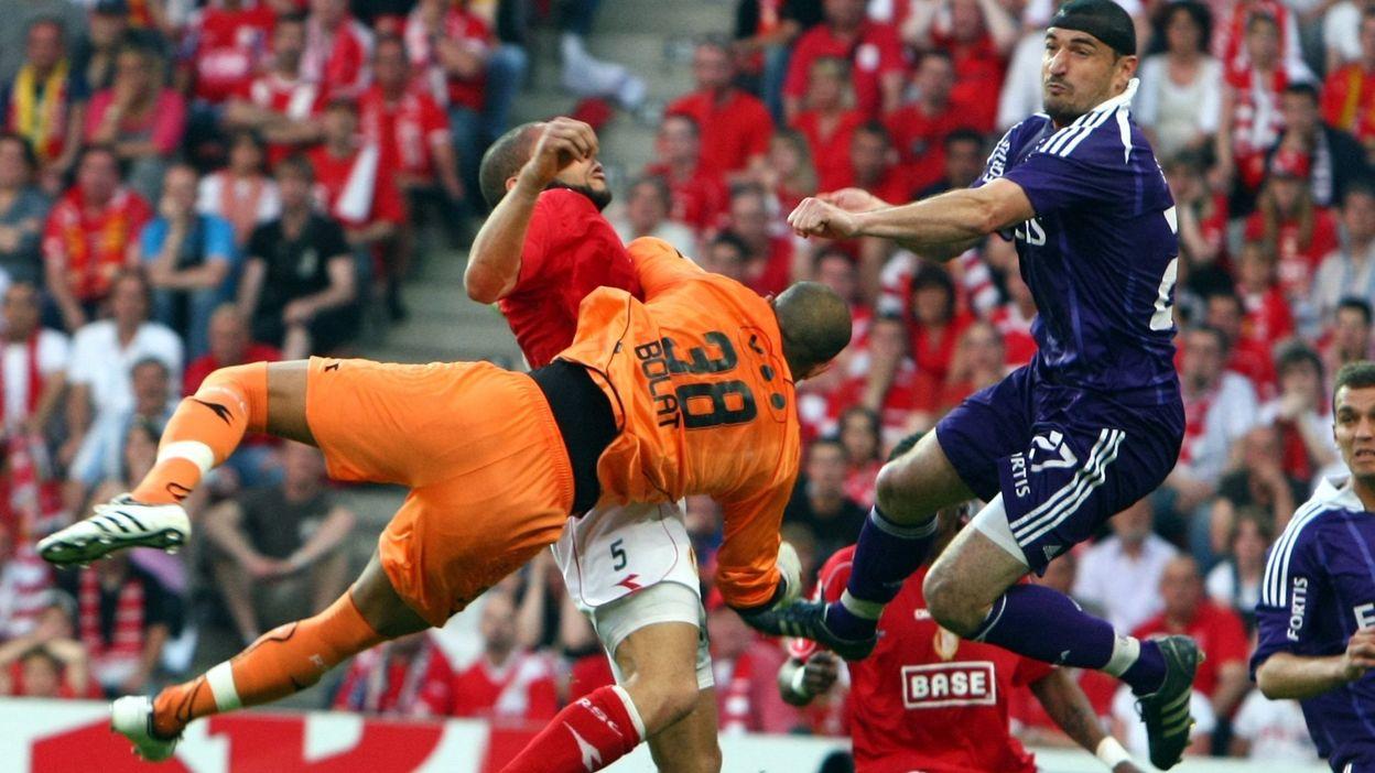 Standard - Anderlecht (1-0), 24 mai 2009