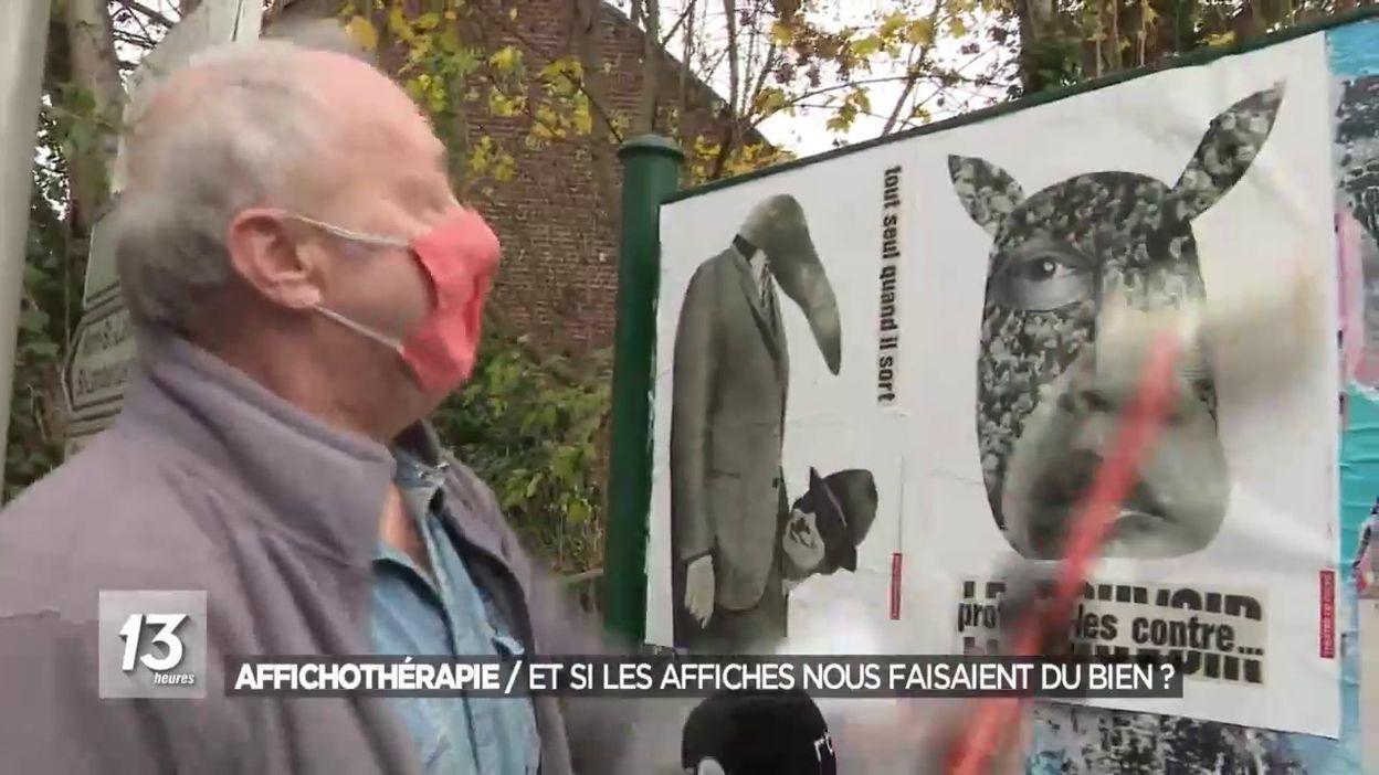 Affichothérapie : Et si les affiches nous faisaient du bien ?