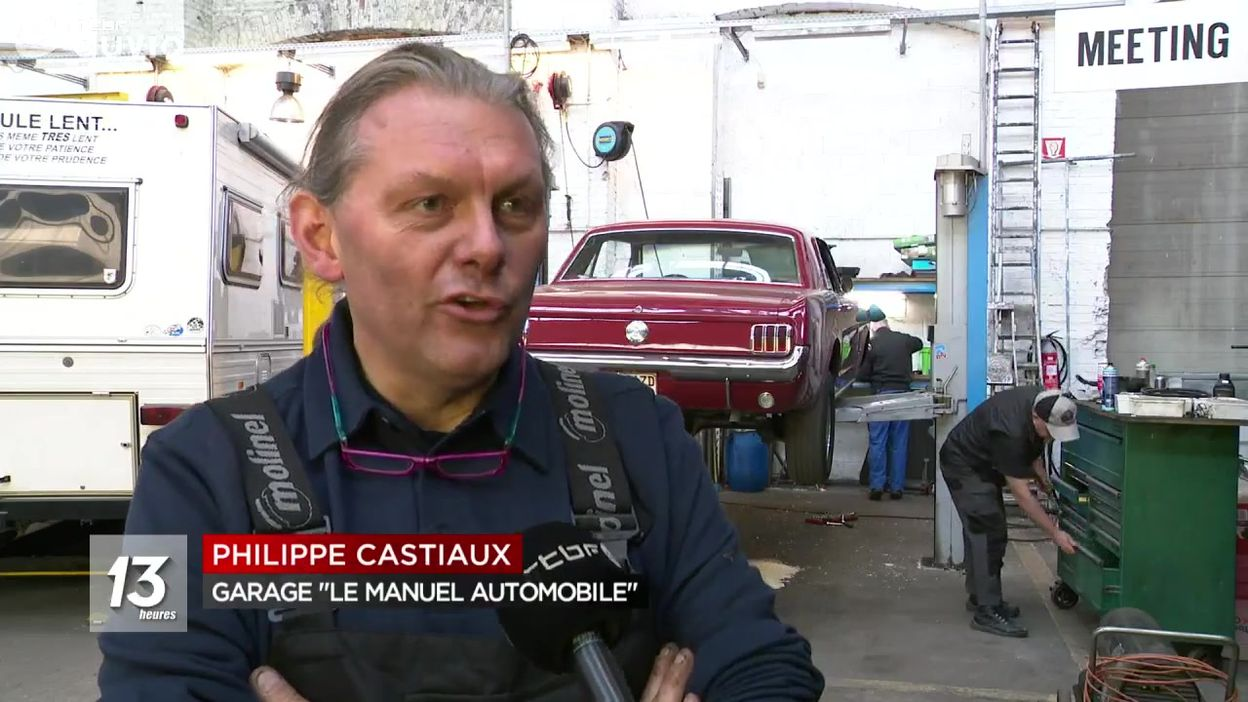 Self garage pour les passionnés de voitures anciennes