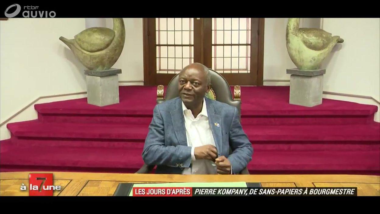 Pierre Kompany, de sans-papiers à bourgmestre