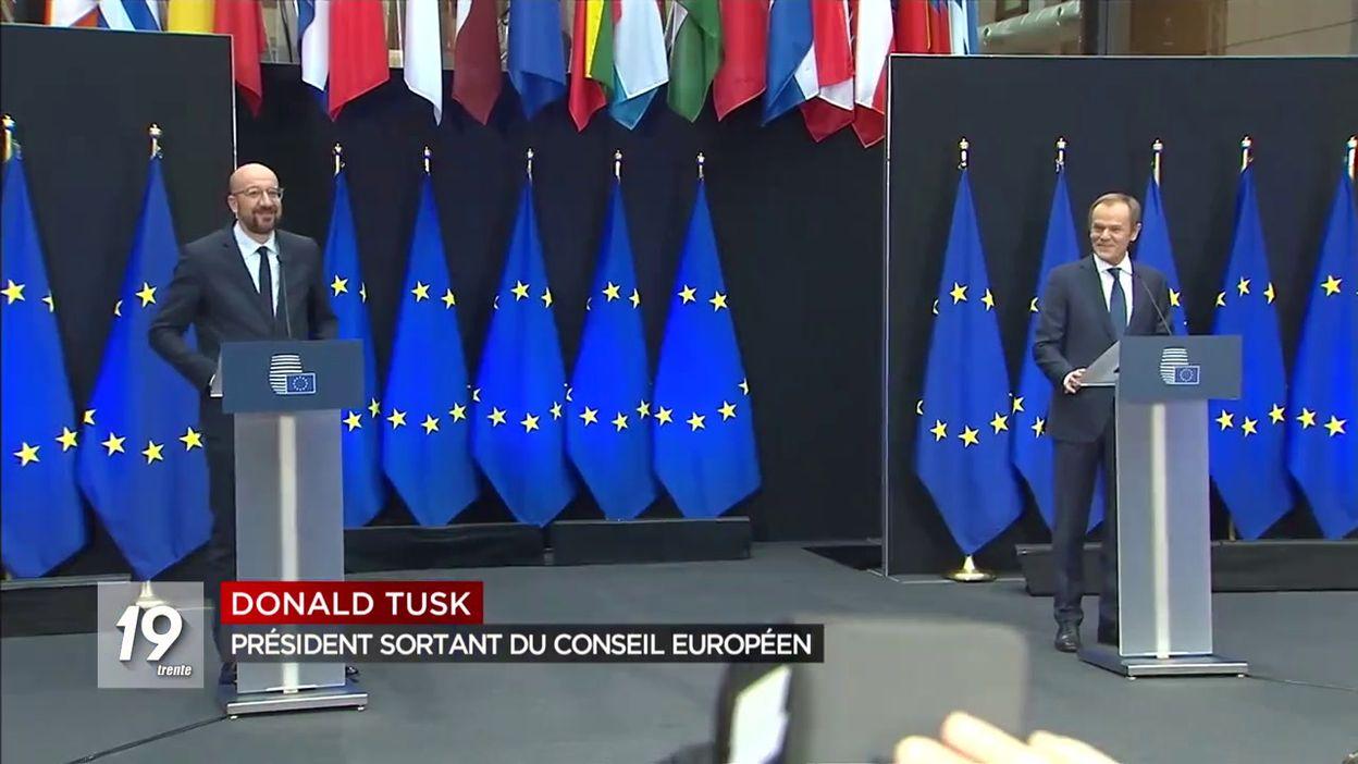 Charles Michel : Au sommet de l Europe