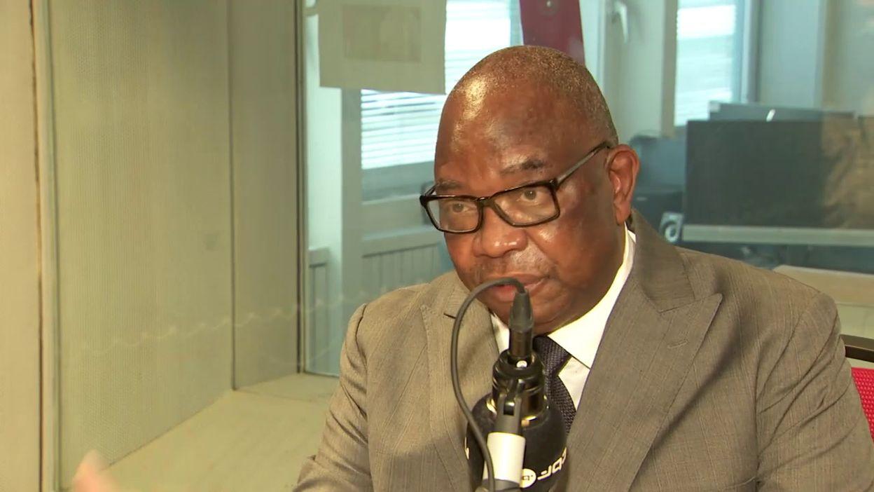 Gilbert Kankonde invité de la Semaine du Monde