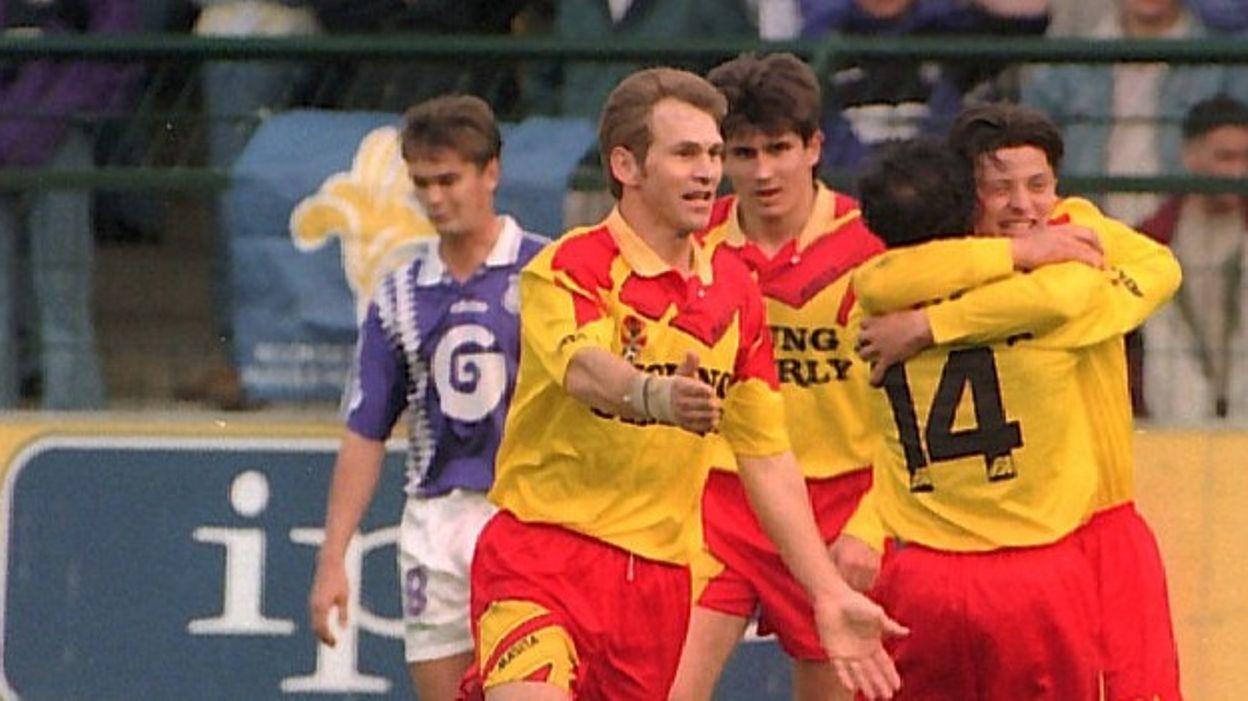 Finale 1997 : Germinal Ekeren - Anderlecht