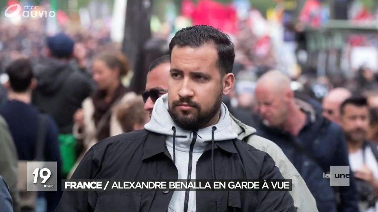 France : les suites de l'affaire Benalla
