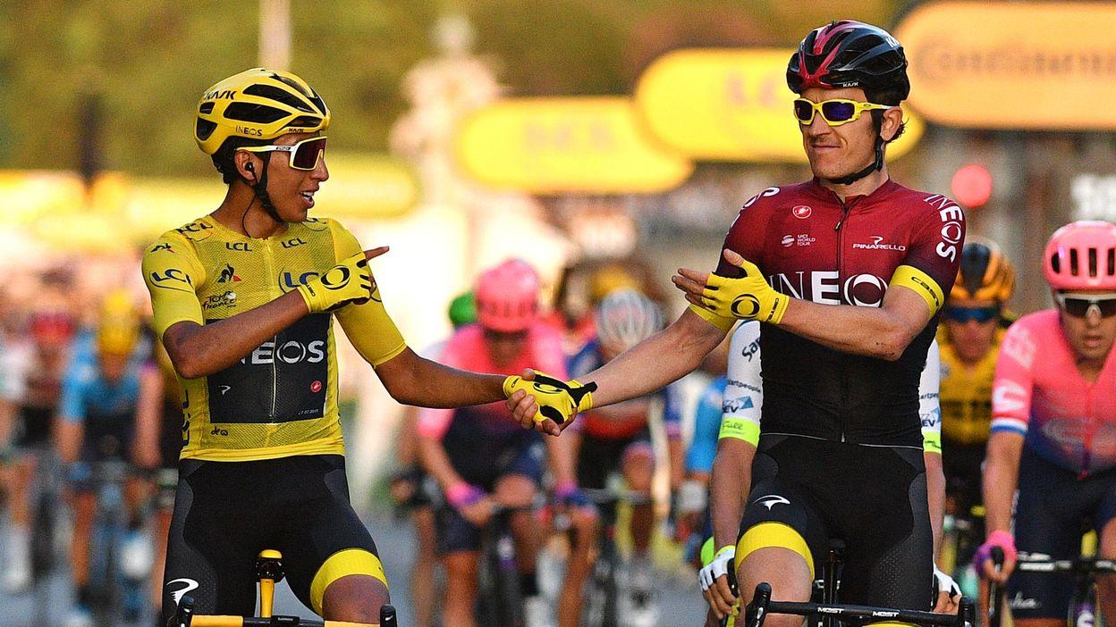 Tour de France : 21ème étape :Rambouillet  > Champs Elysées (2/2)