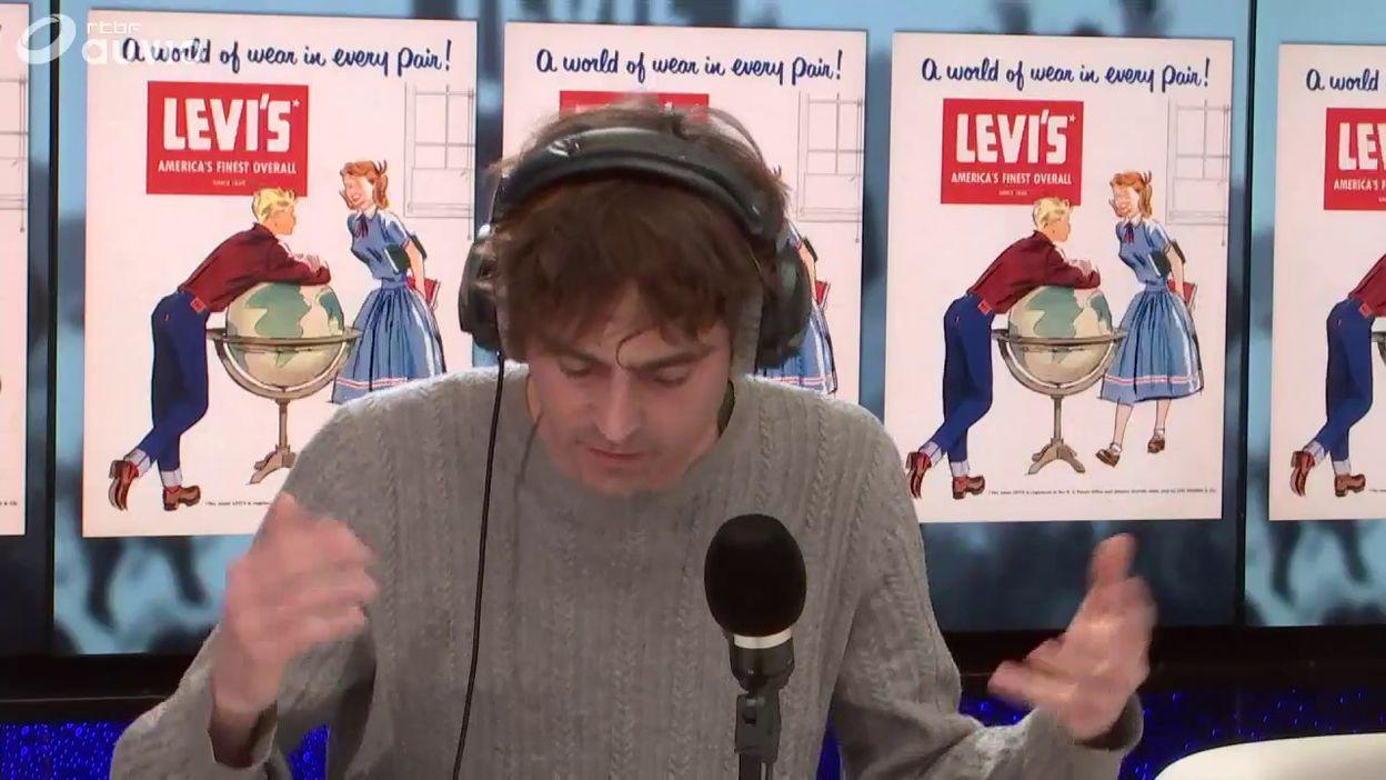 L'objet Pop de Nicolas Herman : le Levi's