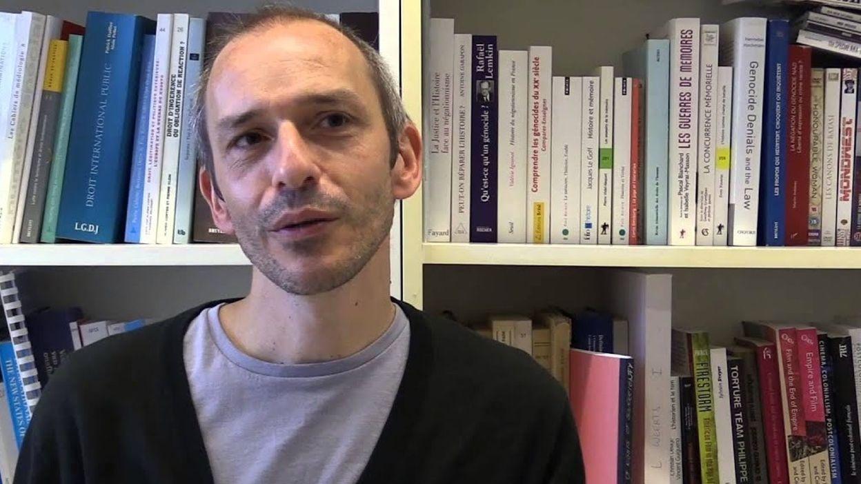 François Dubuisson: Les accords d'Abraham,