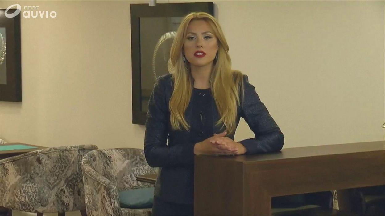 Dernière intervention de Viktoria Marinova sur TVN