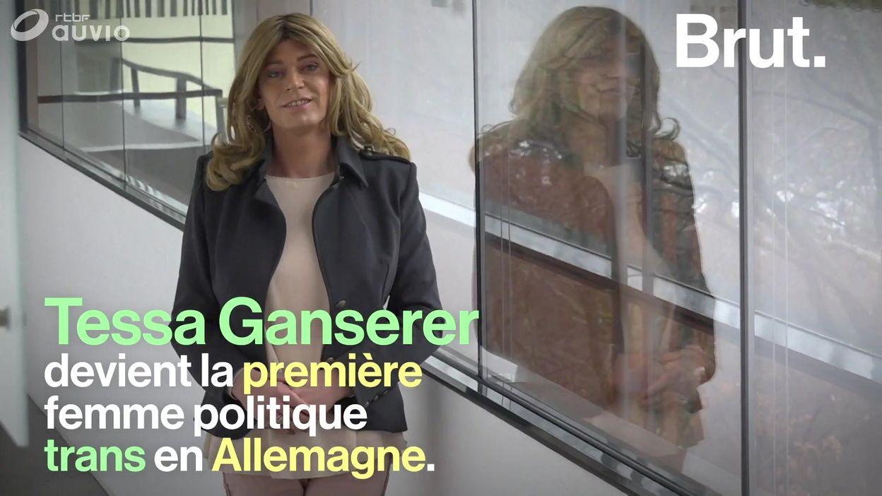 Tessa Ganserer, première femme politique trans d'Allemagne