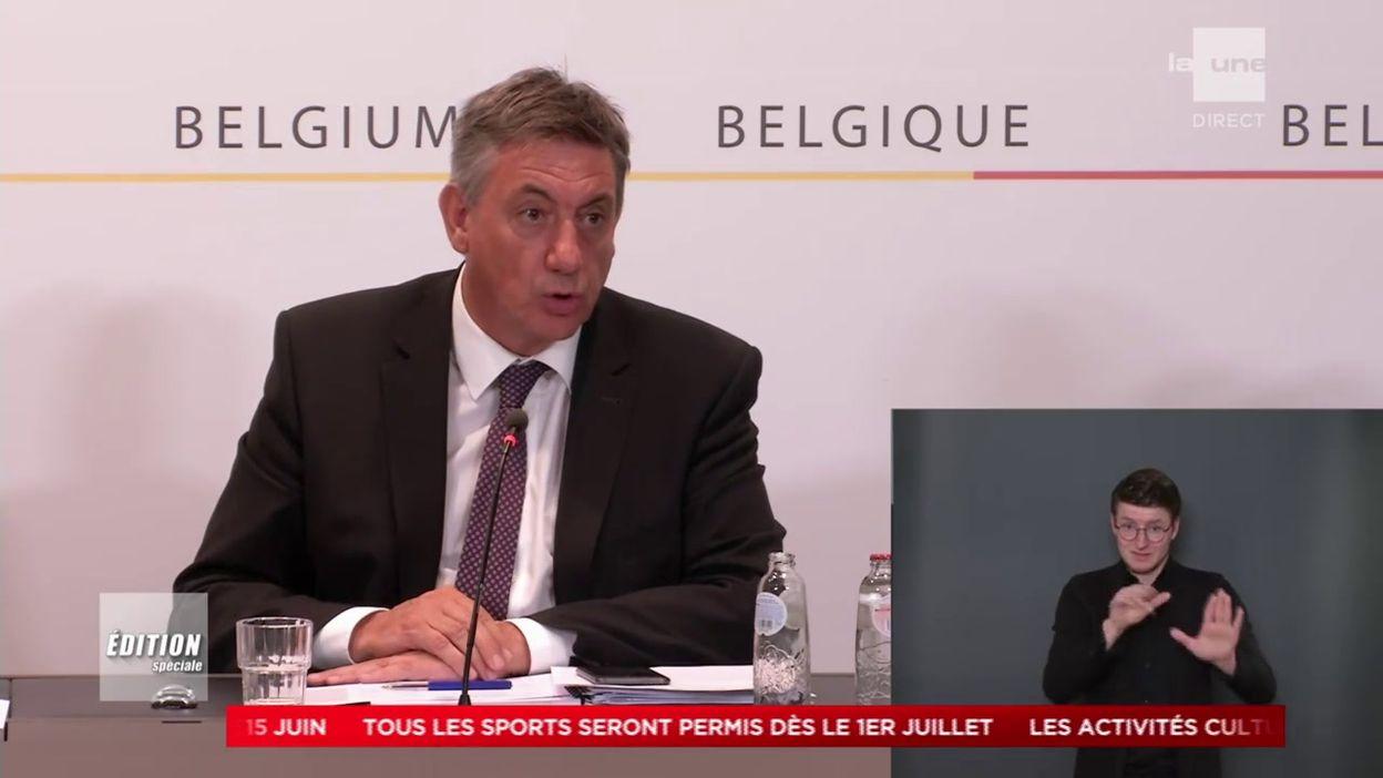 Déconfinement en Belgique : nécessité d'avoir une application pour le traçage ?