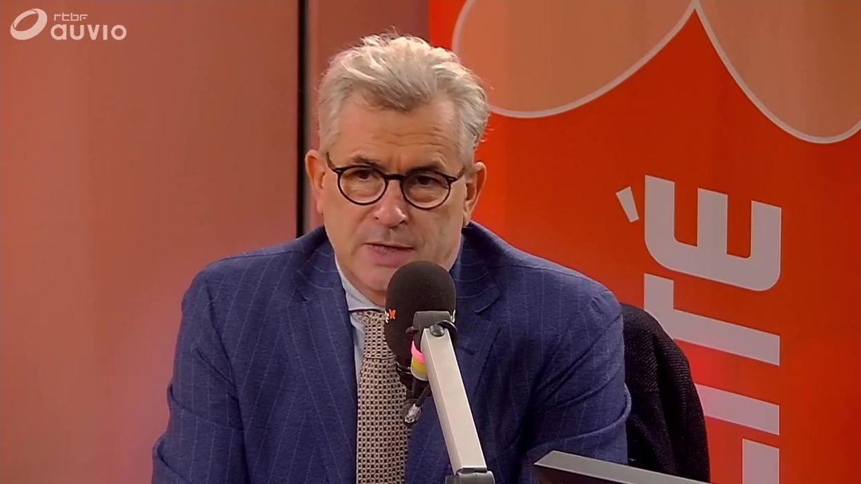 Bernard Clerfayt interviewé sur l'équilibre budgétaire des communes