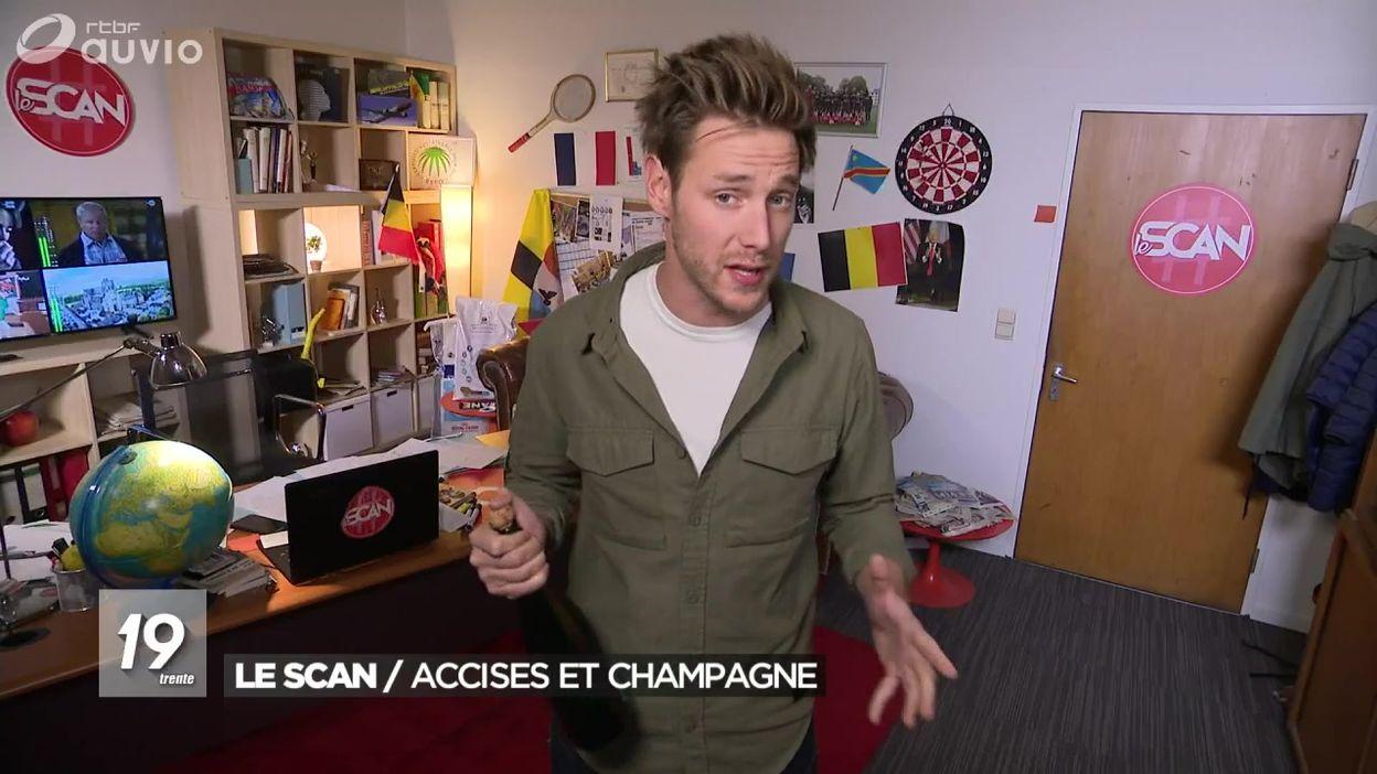 Le Champagne et les accises