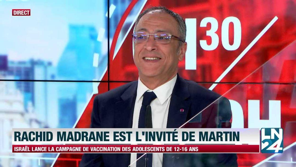 L'invité de Martin