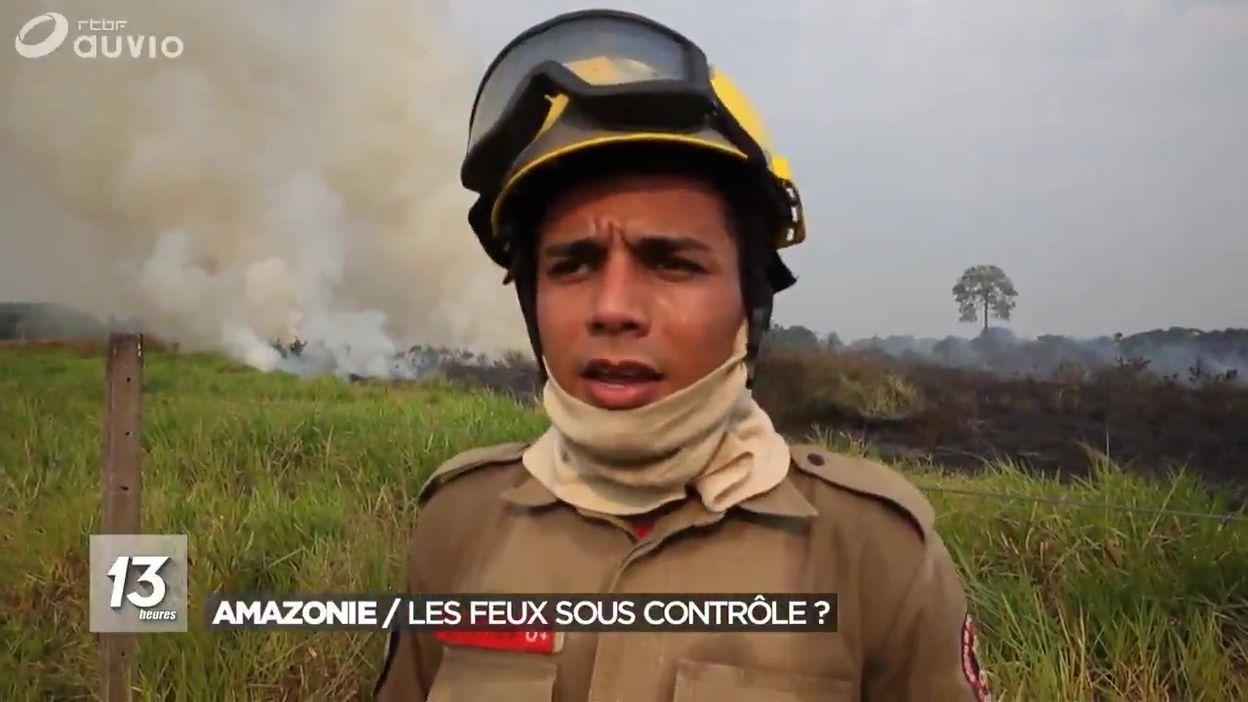 Le point sur les incendies en Amazonie
