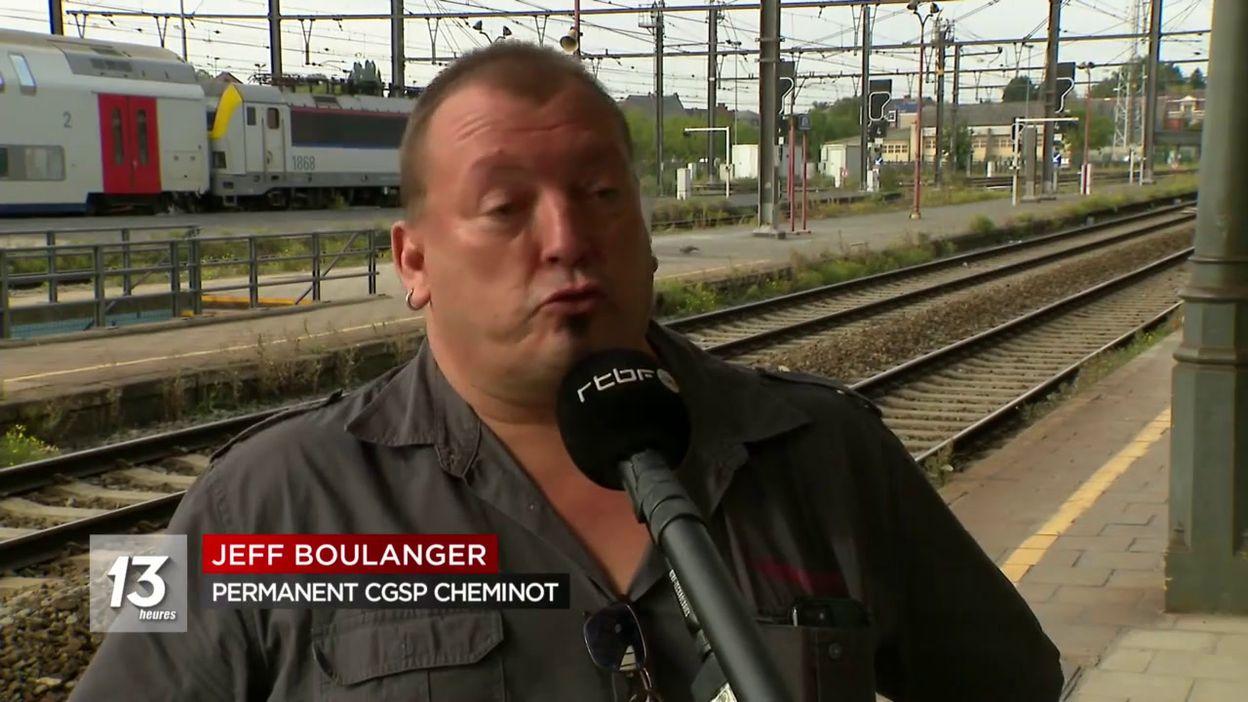 Sophie Dutordoir dénonce les violences envers le personnel de la SNCB